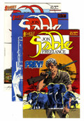 Modern Age (1980-Present):Miscellaneous, Comic Books - Modern Age Long Box Group (Various Publishers, 1985-94) Condition: Average VF+....
