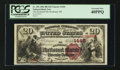 National Bank Notes:Maine, Rockland, ME - $20 1882 Brown Back Fr. 496 The Rockland NB Ch. #1446. ...