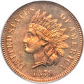 Proof Indian Cents, 1879 1C PR66 Cameo PCGS....