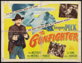 "Movie Posters:Western, The Gunfighter (20th Century Fox, 1950). Half Sheet (22"" X 28""). Western.. ..."