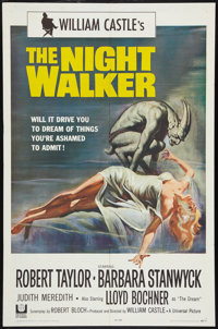 "The Night Walker (Universal, 1964). One Sheet (27"" X 41""). Horror"