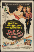 """Movie Posters:Comedy, The First Traveling Saleslady (RKO, 1956). One Sheet (27"""" X 41""""). Comedy.. ..."""