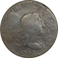 Large Cents, 1793 1C Liberty Cap--Corroded, Tooled--ANACS. VG Details, Net Good4. S-13, Low R.4. ...