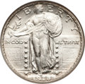 Standing Liberty Quarters, 1918-D 25C MS66 Full Head NGC....