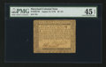 Colonial Notes:Maryland, Maryland August 14, 1776 $2 2/3 PMG Choice Extremely Fine 45 EPQ.. ...