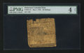 Colonial Notes:Delaware, Delaware May 1, 1756 20s PMG Good 4 Net.. ...