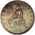 Patterns, 1870 50C Half Dollar, Judd-934, Pollock-1040, Low R.7, PR65 NGC....
