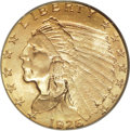 Indian Quarter Eagles, 1926 $2 1/2 MS66 PCGS....