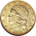 Early Quarter Eagles, 1833 $2 1/2 MS61 NGC....