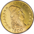 Early Eagles, 1800 $10 MS62 PCGS....