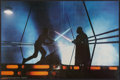 """Movie Posters:Science Fiction, The Empire Strikes Back (20th Century Fox, 1980). Jumbo Lobby Cards (7) (16"""" X 20"""" & 20"""" X 30""""). Science Fiction.. ... (Total: 7 Items)"""