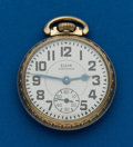 Timepieces:Pocket (post 1900), Elgin (France) Grade 657 16 Size Pocket Watch. ...