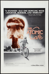"""The Atomic Cafe (Libra Films, 1982). One Sheet (27"""" X 41""""). Documentary"""