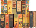Golden Age (1938-1955):Miscellaneous, Big Little Book Western Group (Whitman, 1934-49) Condition: Average VG+.... (Total: 16 Items)