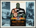 """Movie Posters:Science Fiction, Invaders from Mars (Wade Williams Productions, R-1976). Half Sheet (22"""" X 28""""). Science Fiction.. ..."""