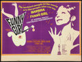 "Movie Posters:Musical, Funny Girl (Columbia, 1969). British Quad (30"" X 40""). Musical.. ..."