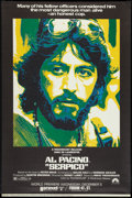 "Movie Posters:Crime, Serpico (Paramount, 1973). New York One Sheet (29.5"" X 44.5"").Crime.. ..."