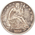 Seated Half Dollars, 1842-O 50C Small Date, Small Letters VF30 PCGS....