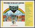 "Movie Posters:Science Fiction, Logan's Run (MGM, 1976). Half Sheet (22"" X 28""). Science Fiction.. ..."
