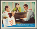 "Movie Posters:Comedy, On Our Merry Way (United Artists, 1948). Lobby Card (11"" X 14""). Comedy.. ..."
