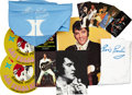 Music Memorabilia:Memorabilia, Elvis Presley 1973 Concert Memorabilia Group.... (Total: 10 Items)