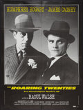"Movie Posters:Crime, The Roaring Twenties (Warner Brothers, R-1980s). French Grande (46"" X 62""). Crime.. ..."