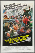 """Movie Posters:Crime, The Taking of Pelham One Two Three (United Artists, 1974). One Sheet (27"""" X 41""""). Crime.. ..."""