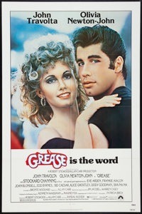 """Grease (Paramount, 1978). One Sheet (27"""" X 41""""). Musical"""