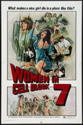 """Movie Posters:Crime, Women in Cell Block 7 (Aquarius Releasing, 1974). One Sheet (27"""" X 41""""). Crime.. ..."""