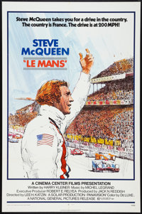 """Le Mans (National General, 1971). One Sheet (27"""" X 41""""). Sports"""