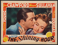 "The Shining Hour (MGM, 1938). Lobby Card (11"" X 14""). Drama"