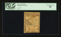 Colonial Notes:Continental Congress Issues, Continental Currency February 17, 1776 $1/3 PCGS Choice About New55.. ...