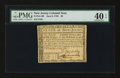 Colonial Notes:New Jersey, New Jersey June 9, 1780 $8 PMG Extremely Fine 40 EPQ.. ...