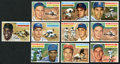 Baseball Cards:Lots, 1956 Topps Baseball Collection (93) - All White Back Variations....