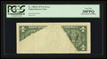 Error Notes:Obstruction Errors, Fr. 1908-K $1 1974 Federal Reserve Note. PCGS Very Fine 30PPQ.. ...