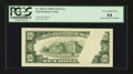 Error Notes:Obstruction Errors, Fr. 2021-E $10 1969C Federal Reserve Note. PCGS Very Choice New64.. ...