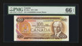 Canadian Currency: , BC-52a-i 1975 $100 . ...