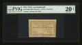 Colonial Notes:New York, Lansingburgh, NY- Lansingburgh Museum 1 Penny October 20, 1792Harris 4 PMG Very Fine 20 Net.. ...