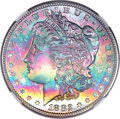 Morgan Dollars, 1882-S $1 MS68 ★ NGC. CAC....