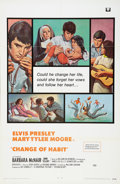 Music Memorabilia:Posters, Elvis Presley Movie Poster/Lobby Card Group #1.... (Total: 9 )