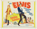 Music Memorabilia:Posters, Elvis Presley Half Sheet Group.... (Total: 6 )