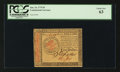 Colonial Notes:Continental Congress Issues, Continental Currency January 14, 1779 $5 PCGS Choice New 63.. ...