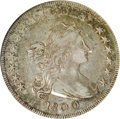 Early Dollars, 1800 $1 Wide Date, Low 8 XF45 NGC....