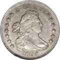 Early Dimes, 1805 10C 4 Berries AU58 NGC....