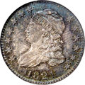 Bust Dimes, 1821 10C Large Date MS62 NGC....