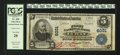 National Bank Notes:Virginia, Luray, VA - $5 1902 Plain Back Fr. 608 The First NB Ch. # 6031. ...