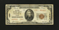 National Bank Notes:Virginia, Danville, VA - $20 1929 Ty. 2 The Planters NB Ch. # 1985. ...