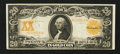Large Size:Gold Certificates, Fr. 1186 $20 1906 Gold Certificate Fine-Very Fine.. ...