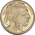 Modern Bullion Coins, Four-Piece 2008-W American Buffalo Proof Gold Set.... (Total: 4 coins)