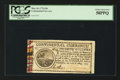 Colonial Notes:Continental Congress Issues, Continental Currency May 10, 1775 $20 PCGS Choice About New 58PPQ.....
